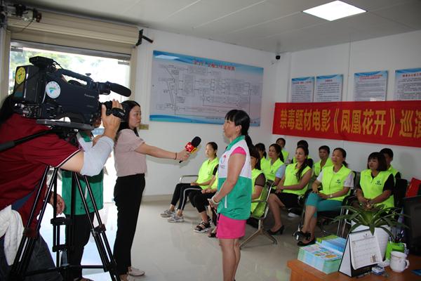 平潭镇禁毒教育基地是一个集展示,宣传,互动,教育等功能为一体的